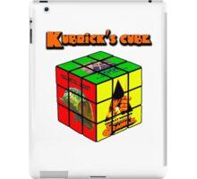Kubrick 's Cube iPad Case/Skin