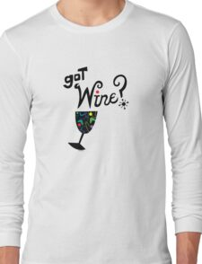 got wine? retro  T-Shirt