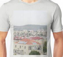 a historic Israel landscape Unisex T-Shirt
