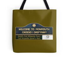 Welcome to Monmouth Tote Bag