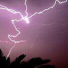 Lightning Strike by Steven  Lee