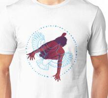 Dance of the Bower Bird Unisex T-Shirt