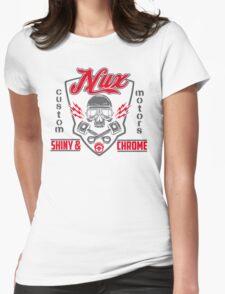 Nux custom motors Womens Fitted T-Shirt