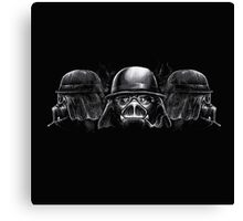 Darth Pig Canvas Print