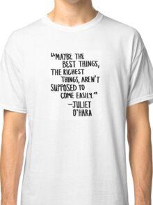 Psych- Juliet O'Hara Classic T-Shirt