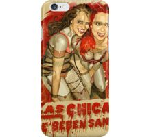 Chicas iPhone Case/Skin