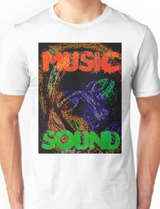 Music Sound Unisex T-Shirt