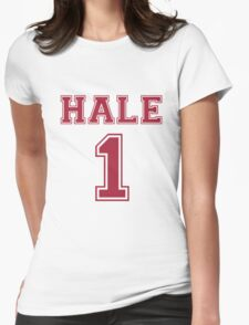 Hale T - 3 Womens Fitted T-Shirt
