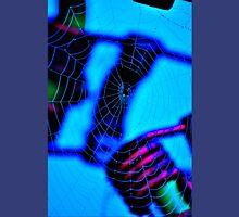 'Blue Web' Unisex T-Shirt