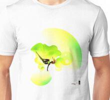 Floaty illustrate new leaf Unisex T-Shirt