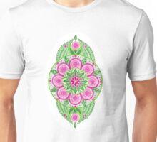 Flower Mandala Unisex T-Shirt