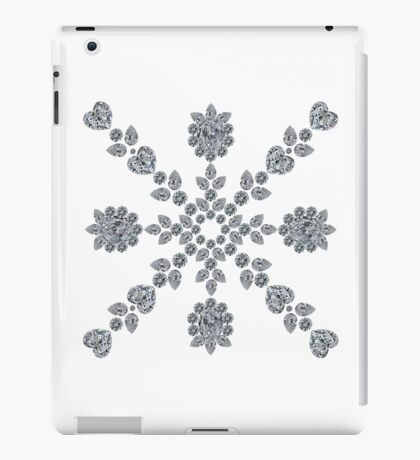 Valentine Snowflake iPad Case/Skin