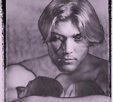 Polaroid Type 55 Sabatier Effect by Ward McNeill