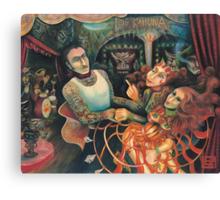 The Big Kahuna Canvas Print