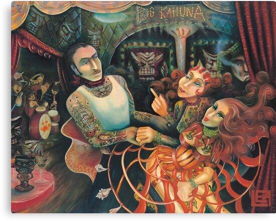 The Big Kahuna by LeaVendetta