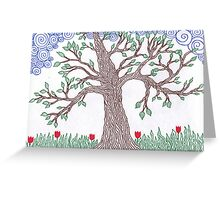 Nature Time Greeting Card