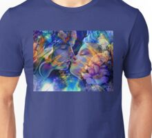 Eternal Love of Twin Flames Unisex T-Shirt