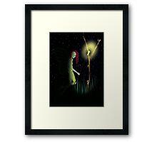 Fairy Warrior Framed Print