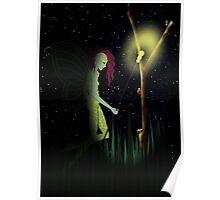 Fairy Warrior Poster