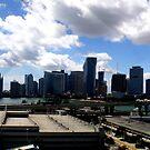 Miami Skyline by bigjason56