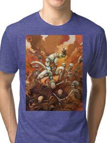 Demon Rage Tri-blend T-Shirt