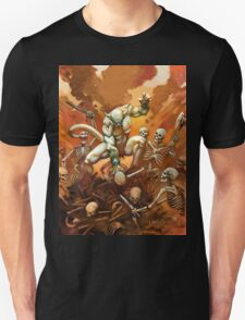 Demon Rage Unisex T-Shirt