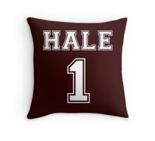 Hale T - 4 Throw Pillow