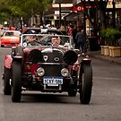 Norwood Street Party, Classic Adelaide Car Rally by SusanAdey