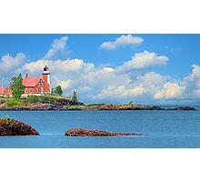 Eagle Harbor Lighthouse I Photographic Print