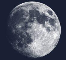 La Luna by damodriver