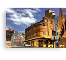 Hotel Hollywood - Surry Hills, Sydney, Australia Canvas Print