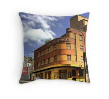 Hotel Hollywood - Surry Hills, Sydney, Australia Throw Pillow
