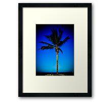 Palm 1 Framed Print