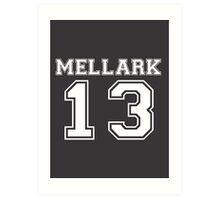 Mellark T  Art Print