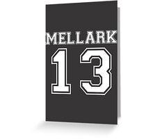 Mellark T  Greeting Card