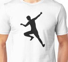 Bouldering climbing Unisex T-Shirt