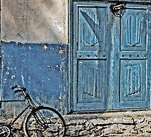 Blue Door by EmmaLeigh