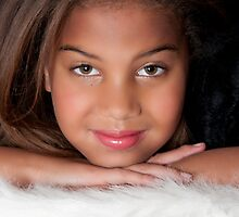 Sugar and spice...that's what little girls are made of! by Marny Barnes