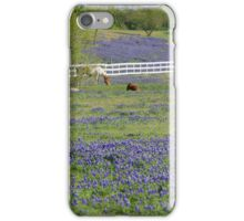 Texas Spring iPhone Case/Skin