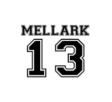 Mellark T - 2 Photographic Print