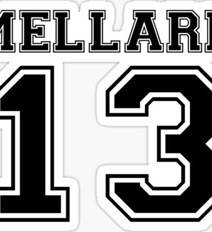 Mellark T - 2 Sticker