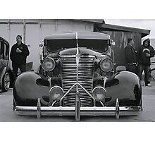 car show life Photographic Print