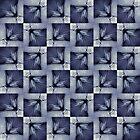Blue wings by debEC