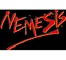 Nemesis (Old Logo) Photographic Print