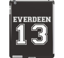 Everdeen - T 1 iPad Case/Skin