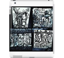 Detroit City iPad Case/Skin