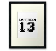 Everdeen T-2 Framed Print