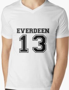 Everdeen T-2 Mens V-Neck T-Shirt