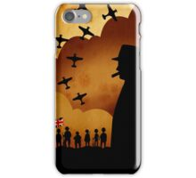 London Series - W. Churchill and the WW2 iPhone Case/Skin