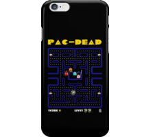 pac-dead iPhone Case/Skin